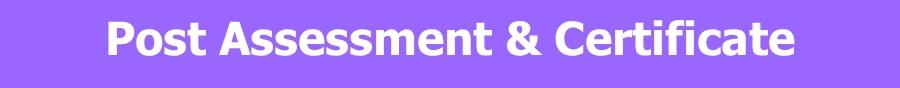 Postassessmentcertificatebutton